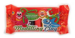 set of modelling clay 5