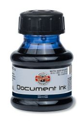 fountain pen ink document 50g black