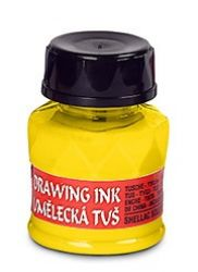 artists´ drawing ink 20g 2215 chromium yellow