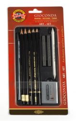 set for sketching 10pcs 8893