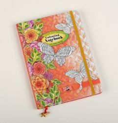 colouring notebook A5 FSC MIX CREDIT